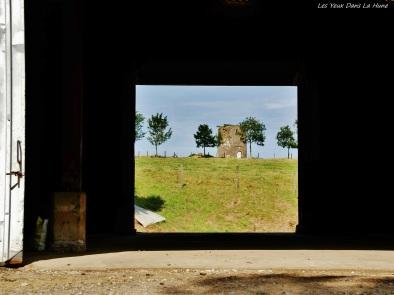 Une grange à Saint-Martin-lès-Boulogne, lieu-dit Moulin-L'abbé