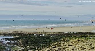 Kites à Ambleteuse